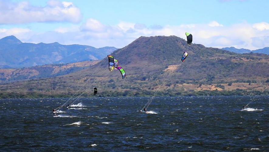 (Foto: Kitesurfing Guatemala Secret Spot)