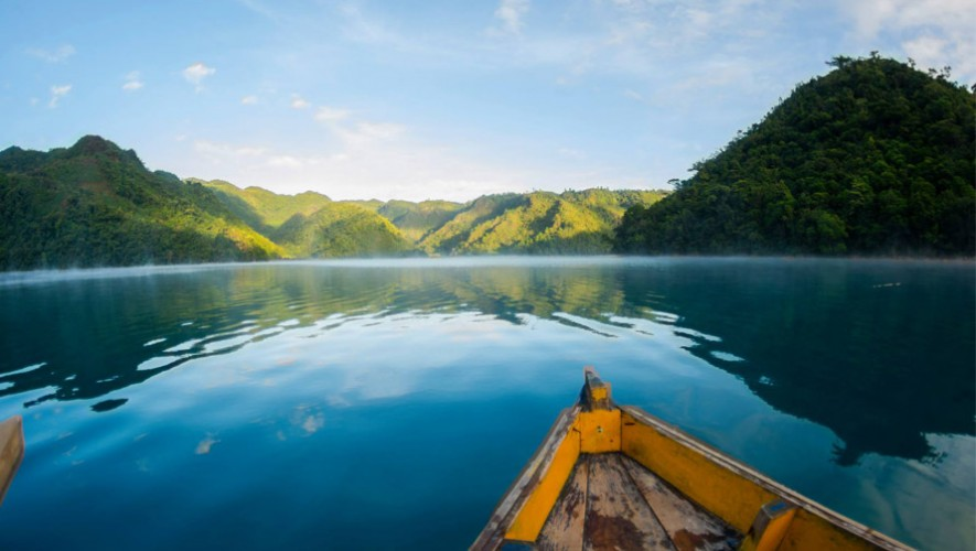 Viaje a Laguna Brava en Huehuetenango   Semana Santa 2017