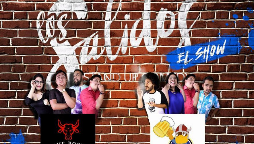 """Los Salidos"" presentan Show de Stand Up Comedy en The Rock Steak House 