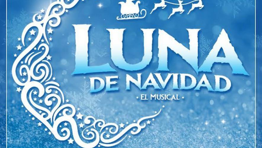 """Estreno obra musical """"Luna de Navidad"""" en Teatro Las Máscaras   Diciembre 2016"""