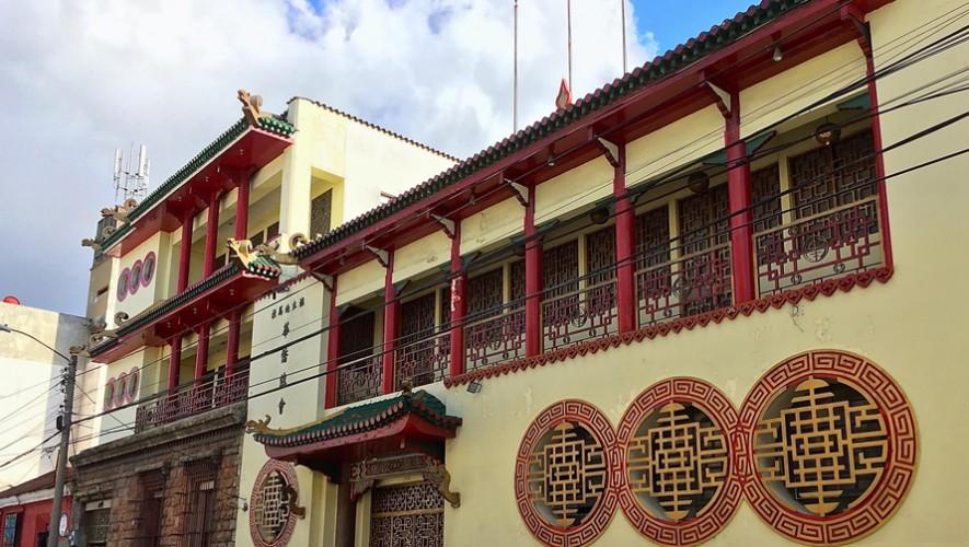 Inauguración Museo Chino de Guatemala | Noviembre 2016