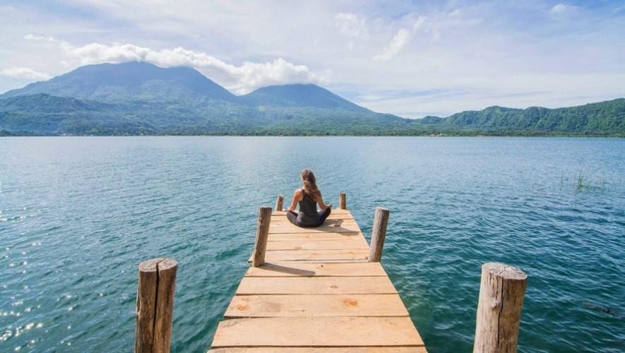 Renueva tus energías en un retiro de yoga a la orilla del Lago Atitlán. (Foto: Mystical Yoga Farm)