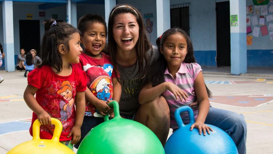 Celebra el fin de la semana laboral con una fiesta a beneficio de Niños de Guatemala en la Antigua. (Foto: Niños de Guatemala)