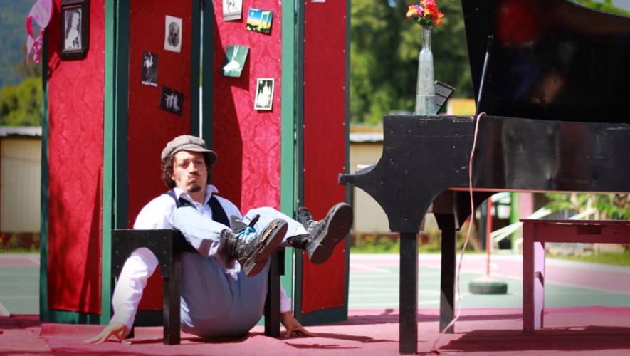 El Circo de Panchorizo en La Erre zona 4 | Noviembre 2016