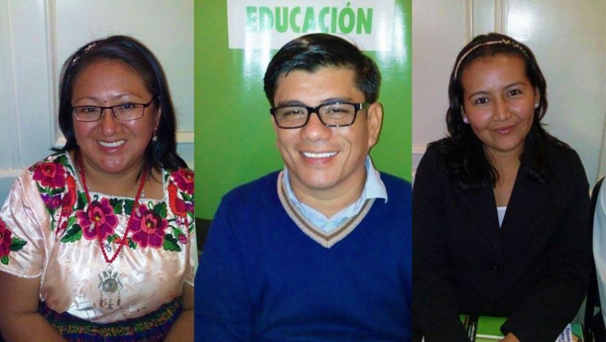 Descubre quiénes son los mejores maestros  y directores de Guatemala del 2016. (Foto: Maestro 100 Puntos)