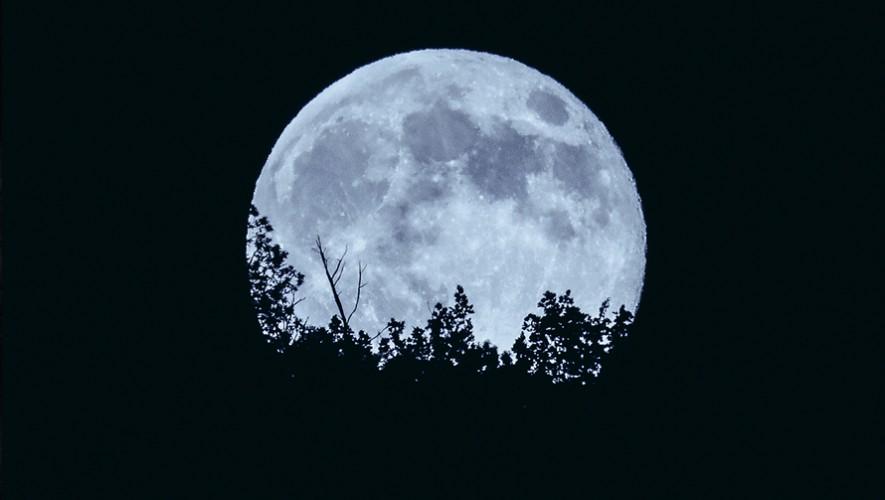La Superluna más grande que ha sucedido en 70 años ocurrirá el 14 de noviembre de 2016. (Foto: Raffaella Mattei Cattani)