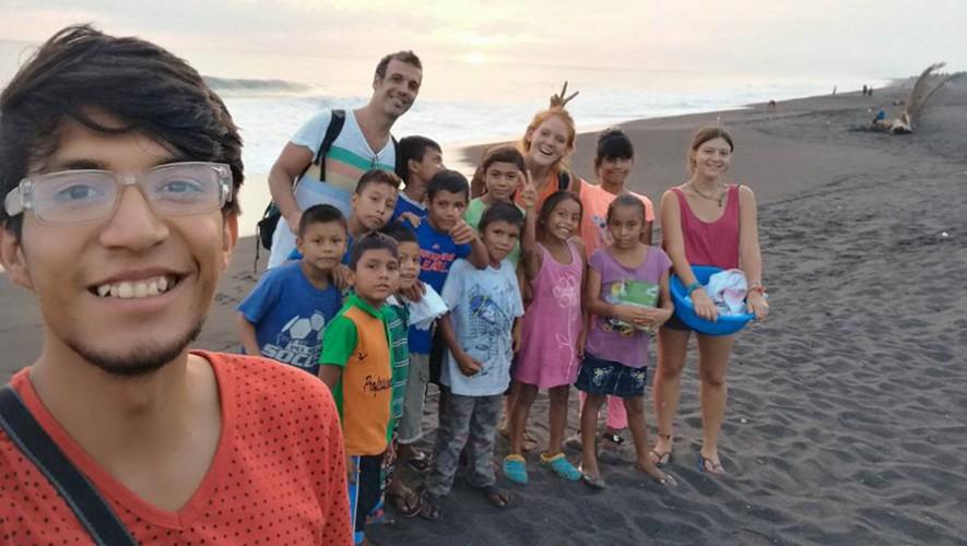 "Colecta a beneficio de ""Rally Parlama"" en Hawaii, Monterrico | Noviembre 2016"