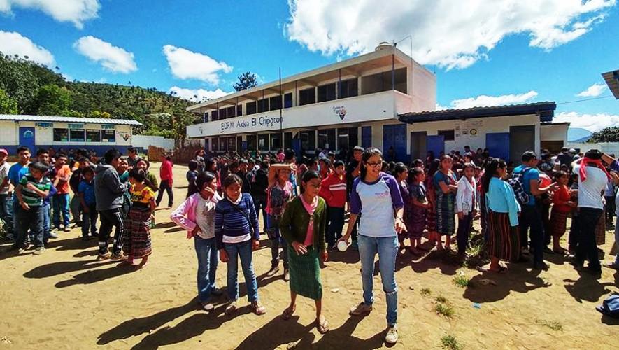 (Foto: Rotaract Guatemala)