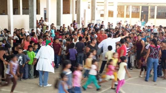 (Foto: Santa en Guate)