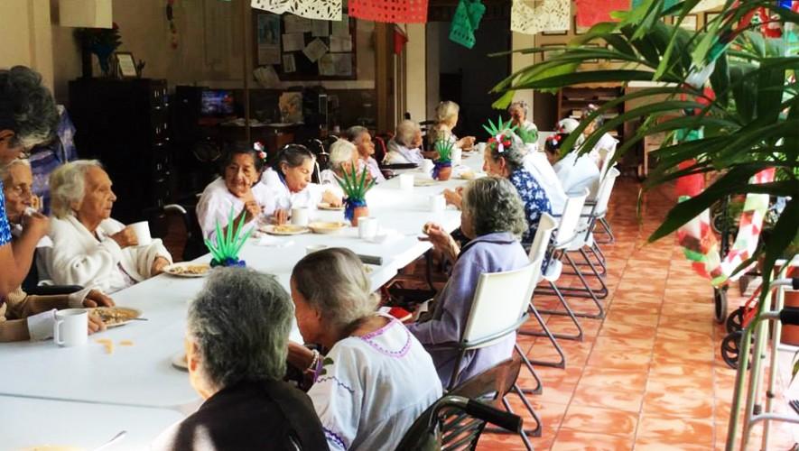 (Foto: Hogar para Ancianas San Vicente de Paul)