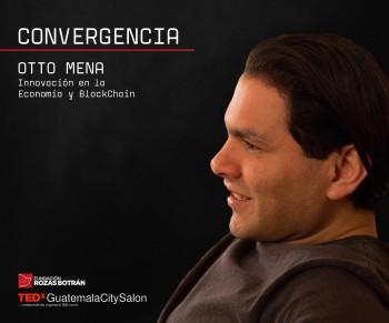 Speaker Otto Mena