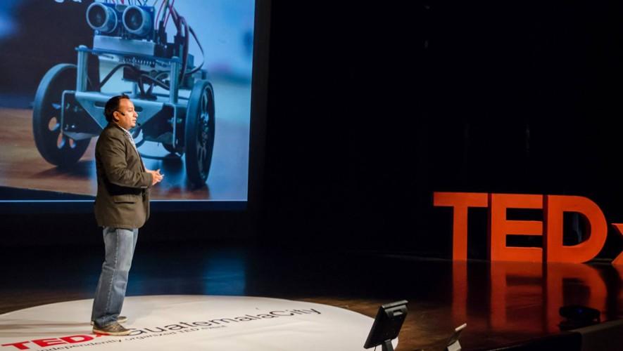 Descubre a los guatemaltecos que están detrás de estos increíbles proyectos. (Foto: TEDxGuatemala)