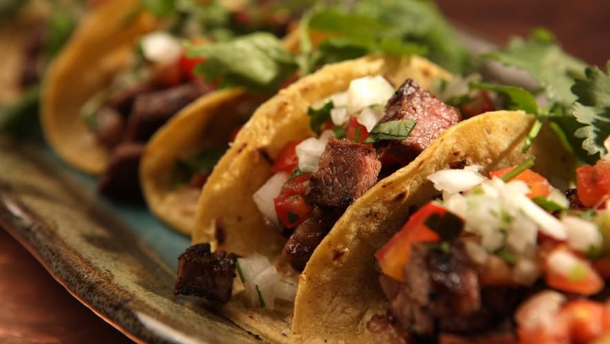 All You Can Eat Tacos en Tremendo García | Noviembre 2016