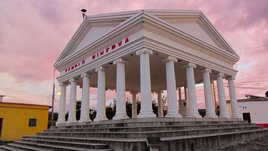 Image result for Templo Minerva
