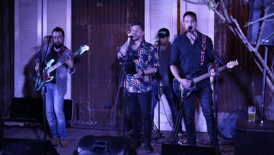 Concierto de Tijuana Love en L'Ostería   Noviembre 2016