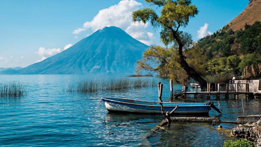 El Lago Atitlán es el lago más bello del mundo según un artículo de National Geographic.(Foto: Travel Channel)