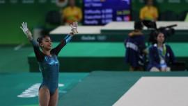 Ana Sofía es la máxima referente de la gimnasia en Guatemala. (Foto: COG)