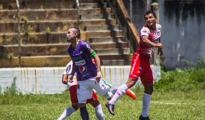 Partido de Antigua vs Mictlán, por el Torneo Apertura | Noviembre 2016