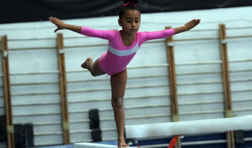 Este evento reunió a los mejores gimnastas infantiles del país. (Foto: CDAG)
