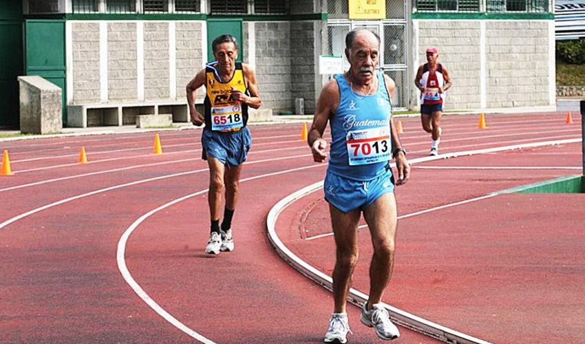 El Estadio Doroteo Guamuch Flores vivirá la fiesta nacional de la categoría máster de atletismo. (Foto: Estadio Cementos Progreso)