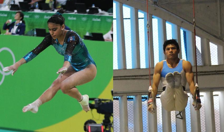 Durante el Campeonato podremos apreciar a los dos mejores exponentes de la gimnasia guatemalteca. (Foto: COG)