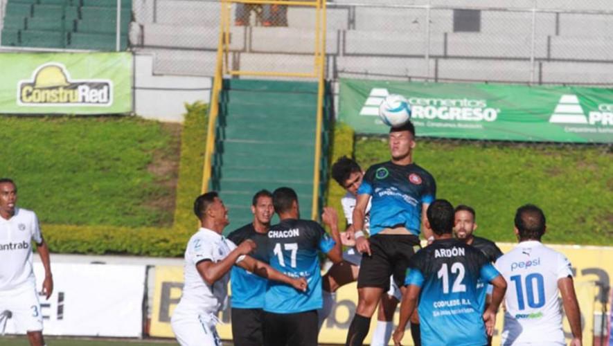 Partido de Carchá vs Comunicaciones por el Torneo Apertura   Noviembre 2016