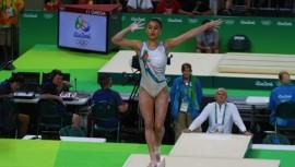 Actualmente, Ana Sofía es una de la máximas exponentes de la gimnasia guatemalteca. (Foto: COG)