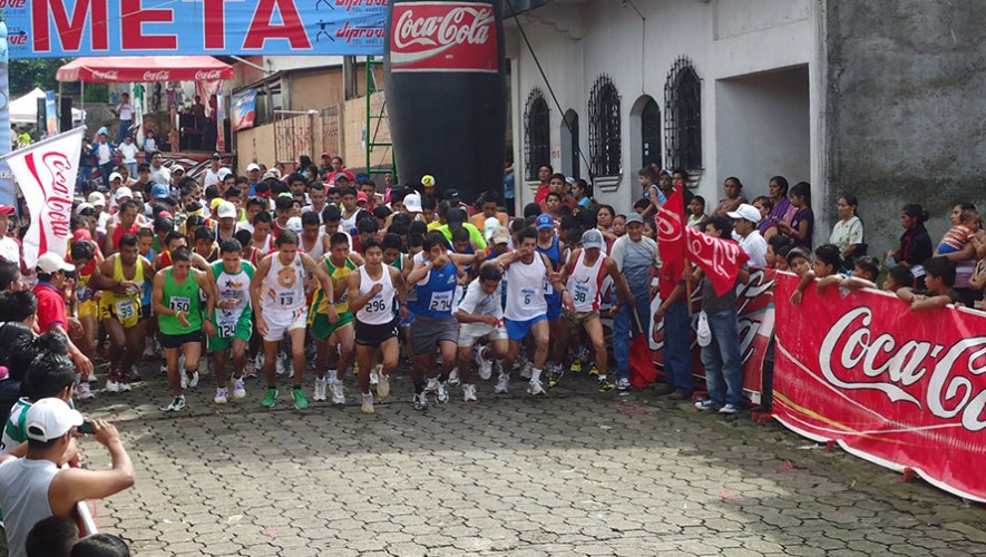Gran Carrera del Amor en Quetzaltenango   Noviembre 2016