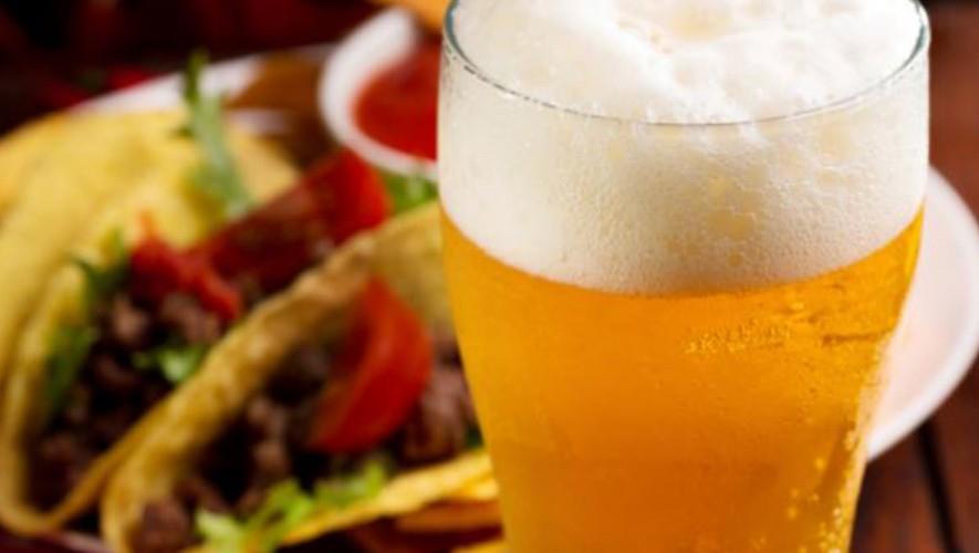 Semana de cervezas, cheladas y micheladas a Q 10.00 en El Pinche   Noviembre