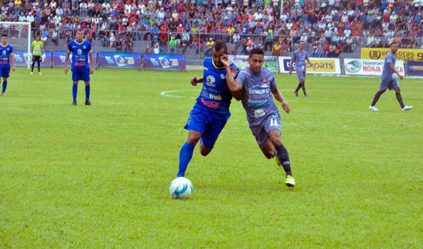 Partido de Cobán vs Carchá por el Torneo Apertura   Noviembre 2016