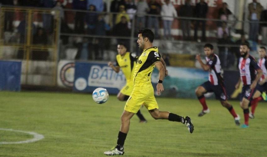 Partido de Comunicaciones vs Xelajú, por el Torneo Apertura   Noviembre 2016