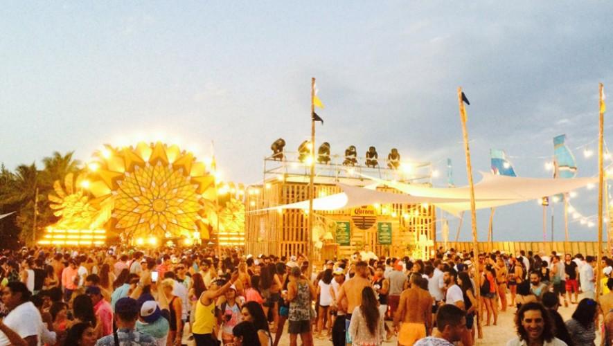 Festival Corona Sunsets en el Puerto de San José | Diciembre 2016