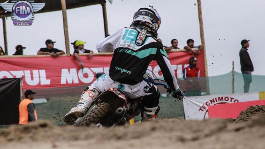 Dorian nuevamente destacó en un Campeonato Latinoamericano, luego del tercer lugar obtenido en el 2013. (Foto: FIM)