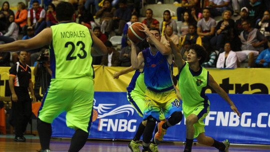 Elohim logró tomar revancha de la última final que disputaron ante la Usac, donde fueron derrotados. (Foto: CDAG)