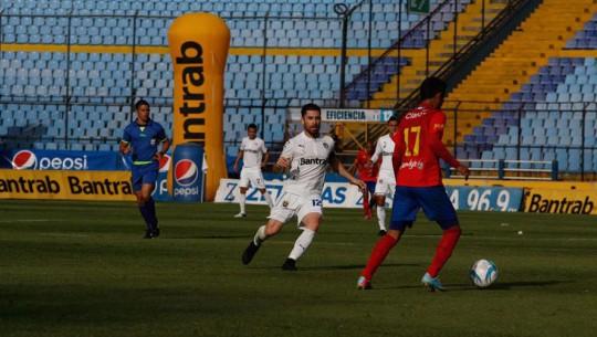 Cremas y Rojos estarán definiendo al líder del torneo. (Foto: Comunicaciones FC)