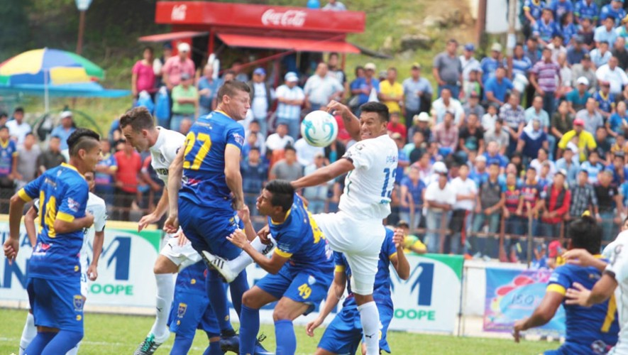 Los príncipes azules y cremas serán los encargados de inaugurar la fase final del actual torneo de fútbol guatemalteco. (Foto: Comunicaciones FC)