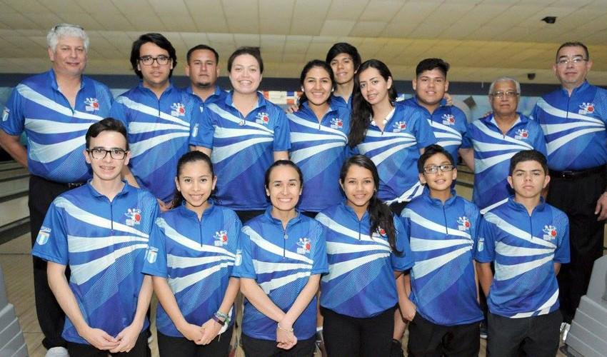 Guatemala participó con un equipo integrado por 12 bolichistas. (Foto: Manolito Jiménez)