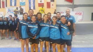 (Federación Nacional de Tenis de Mesa Guatemala)