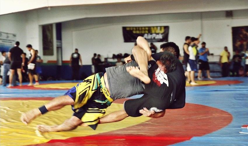 Existe varias academias donde puedes aprender este deporte de combate y competir a nivel profesional. (Foto: Fight Club Guatemala)