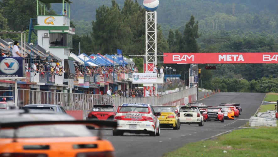 Gran final del Campeonato Nacional de Automovilismo | Noviembre 2016