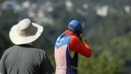 Durante el Campeonato se estableció un nuevo récord nacional en la categoría de skeet. (Foto: CDAG)