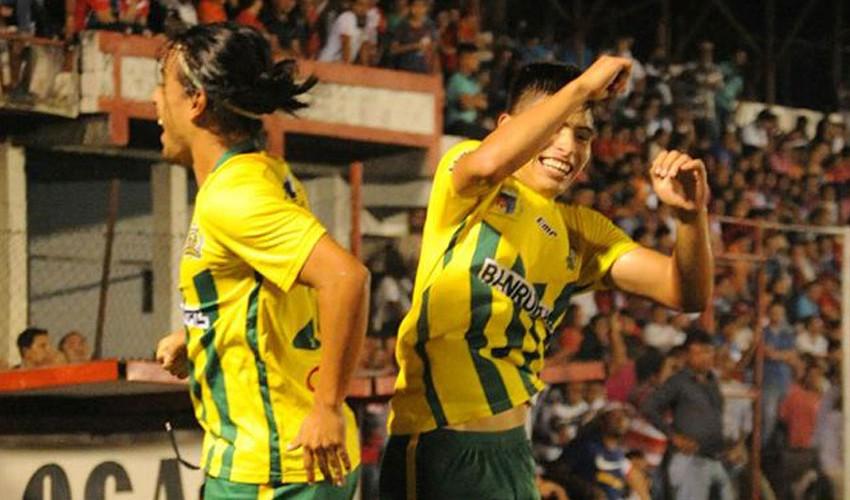 Partido de Guastatoya vs Mictlán por el Torneo Apertura | Noviembre 2016