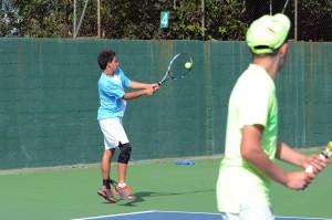 (Foto: Federación Nacional de Tenis Guatemala)