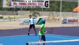 Guatemala buscará una vez más quedarse con el título de la Confederación Centroamericana de Tenis. (Foto: Federación Tenis de Campo Guatemala)