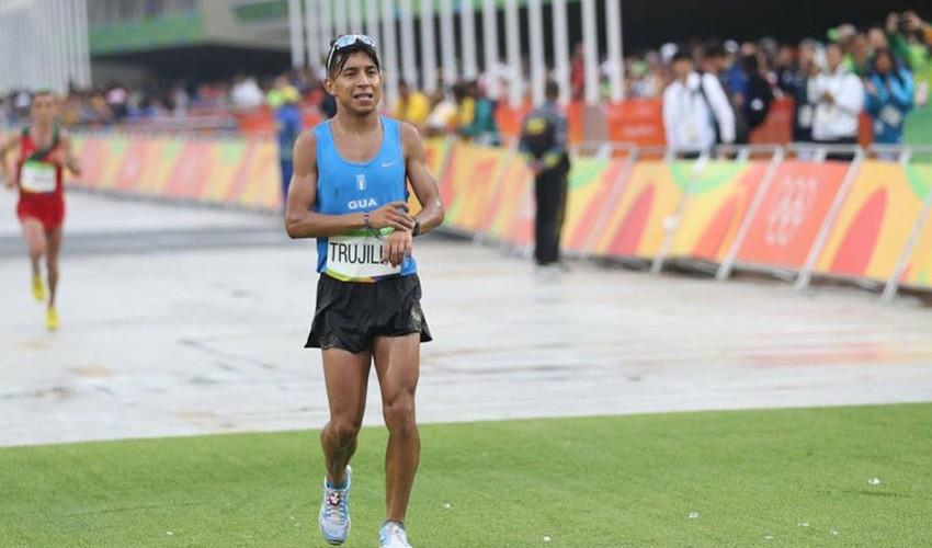 Trujillo y Rivero fueron los mejores latinoamericanos de la prueba. (Foto: COG)