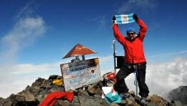 Viñals seguirá con su reto de conquistar los diez volcanes más altos de todo el mundo. (Foto: Facebook Jaime Viñals)