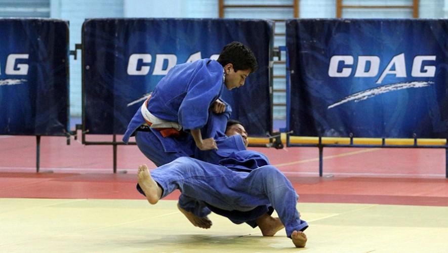Más de 300 atletas juveniles fueron parte de la gran fiesta del judo. (Foto: CDAG)