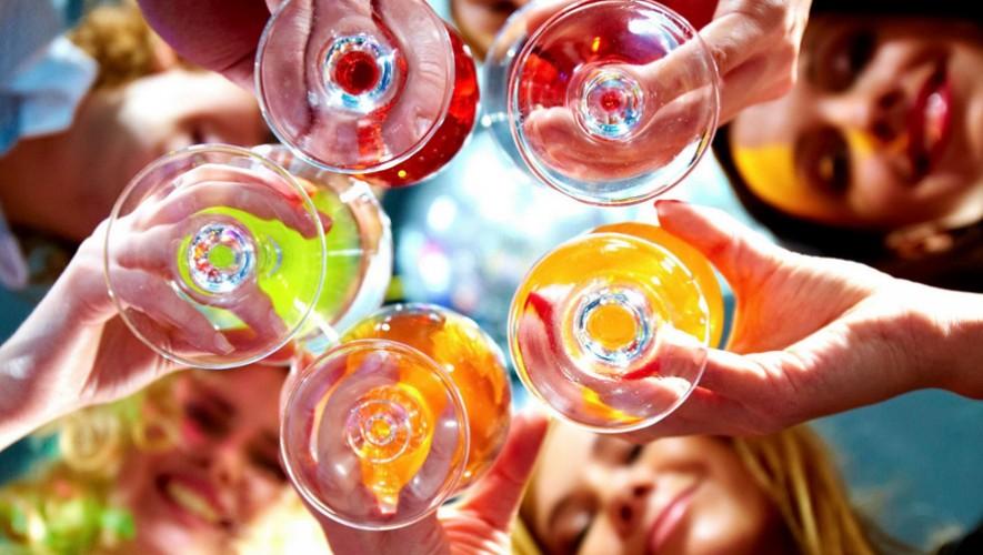 "Fiesta ""Let's Party Antigua"" en Split Bar   Noviembre 2016"