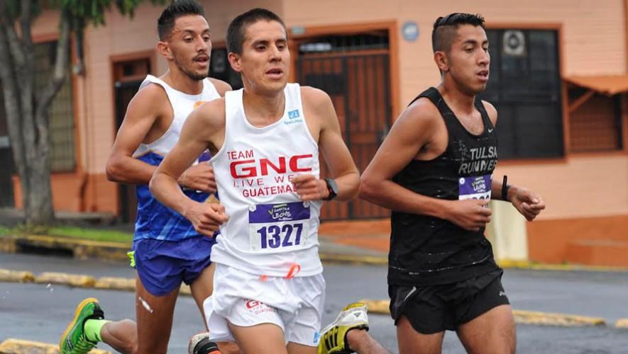 Luis Carlos buscará mejorar su marca personal en la distancia de los 21 kilómetros. (Foto: La Nación)