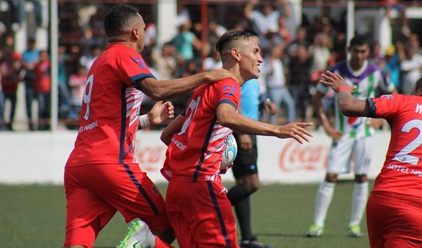 Partido de Marquense vs Malacateco, por el Torneo Apertura | Noviembre 2016